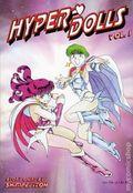 Hyper Dolls TPB (2000-2003 Ironcat) 1-1ST