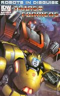 Transformers (2012 IDW) Robots In Disguise 5RI