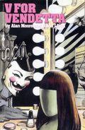 V for Vendetta TPB (1990 Warner Edition) 1-1ST