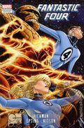 Fantastic Four HC (2010-2012 Marvel) By Jonathan Hickman 5-1ST