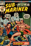 Sub-Mariner (1968) Mark Jeweler 59MJ