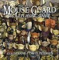 Mouse Guard Roleplaying Game HC (2008 Archaia Studios) 1st Edition 1-REP
