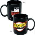 Big Bang Theory Bazinga Logo Coffee Mug (2012) CUP