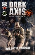 Dark Axis Rise of the Overmen TPB (2012 Ape) Secret Battles of WW2 1-1ST