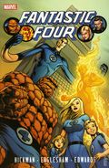 Fantastic Four TPB (2010-2013 Marvel) By Jonathan Hickman 1-REP