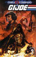 GI Joe Cobra Command TPB (2012 IDW) 2-1ST