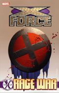 X-Force Counter X Rage War TPB (2012 Marvel) 1-1ST