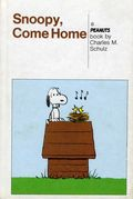 Snoopy, Come Home HC (1962 A Peanuts Book) 1-1ST