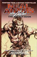 Neal Adams The Sketchbook HC (1999) 1B-REP