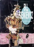 Bill Sienkiewicz Sketchbook HC (1990) 1-1ST