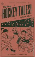 Old-Timey Hockey Tales Official Programme (2004) Ashcan 1