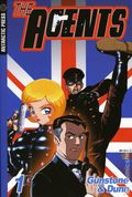 Agents TPB (2004 Antarctic Press) 1-1ST