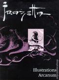 Frazetta Illustrations Arcanum SC (1994 Verotik) 1-1ST