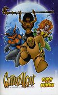 Gutwallow: Fury of the Furry TPB (2003) 1-1ST