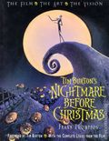 Nightmare Before Christmas The Film - The Art - The Vision SC (1993 Hyperion) 1-1ST