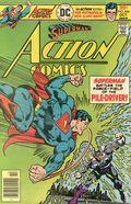 Action Comics (1938 DC) Mark Jewelers 464MJ