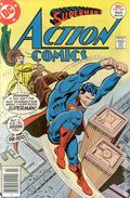 Action Comics (1938 DC) Mark Jewelers 469MJ