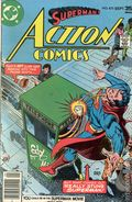 Action Comics (1938 DC) Mark Jewelers 475MJ