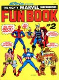 Mighty Marvel Superheroes Fun Book SC (1976 Fireside) 2-REP