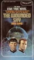 Wounded Sky PB (1983 Pocket Novel) A Star Trek Novel 1-1ST