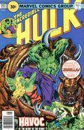Incredible Hulk (1962-1999 1st Series) 30 Cent Variant 202