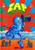 Zap Comix (1968 Apex Novelties) #4, 2nd Printing