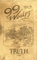 "99 ""Woolfs"" from Truth (1896) NN"