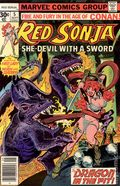 Red Sonja (1977 1st Series) Mark Jewelers 5MJ