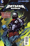Batman and Robin (2011 2nd Series) 12