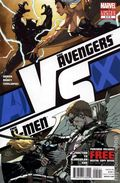 AVX vs. (2012 Marvel) 5A