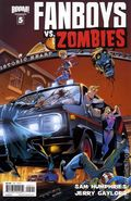 Fanboys vs. Zombies (2012 Boom) 5A