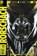 Before Watchmen Rorschach (2012) 1A