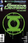 Green Lantern (2011 4th Series) Annual 1A