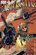 Rocketeer Cargo of Doom (2012 IDW) 1A