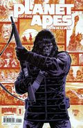 Planet of the Apes (2011 Boom Studios) Annual 1A