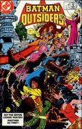 Batman and the Outsiders (1983) Mark Jewelers 5MJ