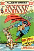 Superboy (1949-1979 1st Series DC) Mark Jewelers 190MJ