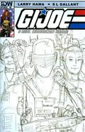 GI Joe Real American Hero (2010 IDW) 180RI