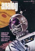 Analog Science Fiction/Science Fact (1960-Present Dell) Vol. 95 #11