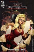 Grimm Fairy Tales Call of Wonderland (2012 Zenoscope) 2B