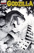 Godzilla (2012 IDW) 1C