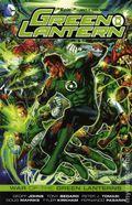 Green Lantern War of the Green Lanterns TPB (2012 DC) 1-1ST