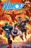 Namor Visionaries John Byrne TPB (2011-2012 Marvel) 2-1ST