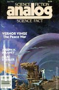Analog Science Fiction/Science Fact (1960) Vol. 104 #5