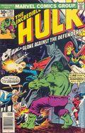 Incredible Hulk (1962-1999 1st Series) Mark Jewelers 207MJ