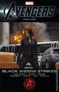 Avengers Prelude Black Widow Strikes TPB (2012 Marvel) 1-1ST