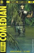 Before Watchmen Comedian (2012) 2COMBO