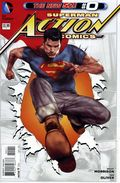 Action Comics (2011 2nd Series) 0A