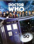 Doctor Who 2013 Wall Calendar (2012) YR-SP