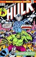 Incredible Hulk (1962-1999 1st Series) Mark Jewelers 191MJ